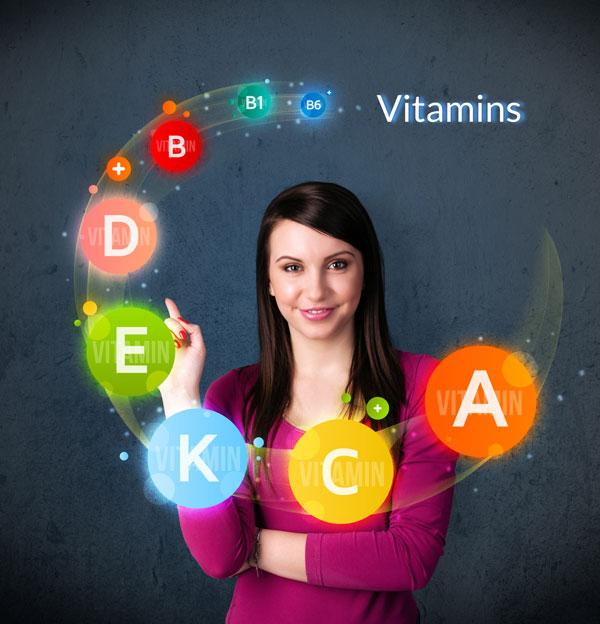 Vitamins ingredients